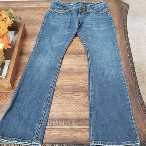 Harley Davidson Blue Jeans